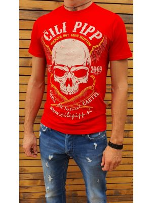 T-shirt Čili Pipp red